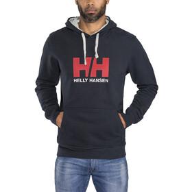 Helly Hansen Logo mid layer Uomo blu